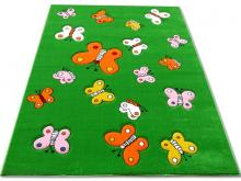 Dywan  kids 667 green